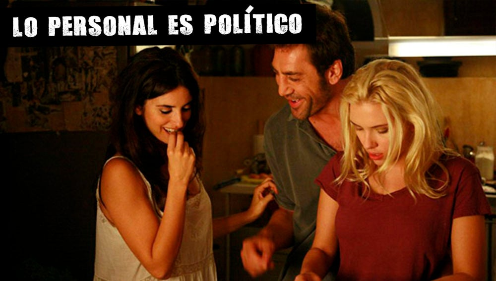 Frame de la película Vicky Cristina Barcelona