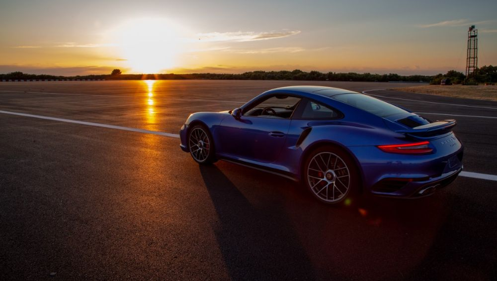 Porsche actualiza el Centro Técnico de Nardò