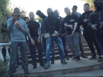 Captura del vídeo de Youtube