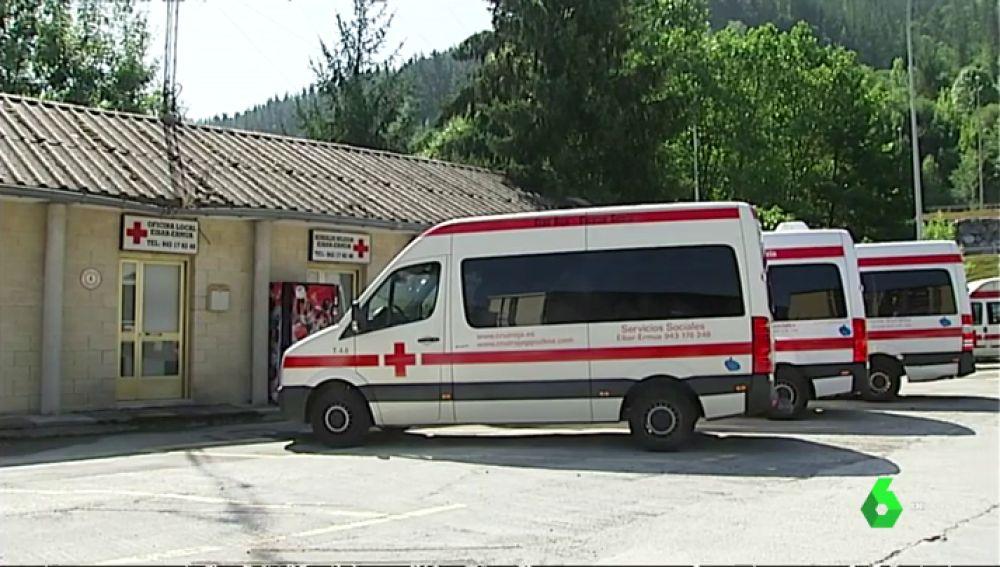 Ambulancias en el País Vasco