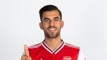 Dani Ceballos, nuevo jugador del Arsenal en calidad de cedido