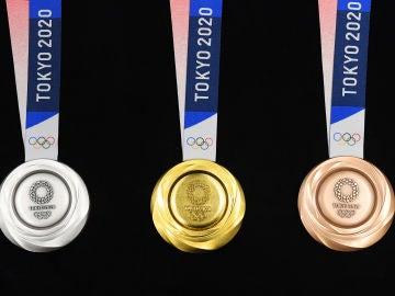 Medallas de los JJOO Tokio 2020