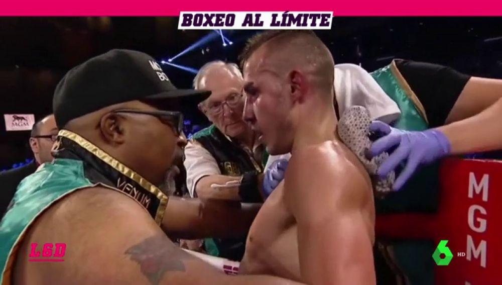 Indicativos para saber cuándo se debe parar un combate de boxeo