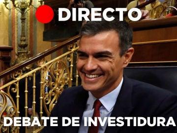Resultado de la votación de investidura de Pedro Sánchez en directo