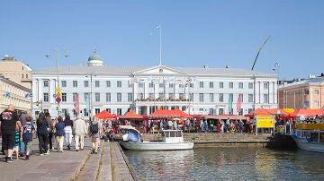 Finlandia (Helsinki en verano)