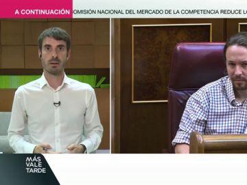 """Pablo Simón: """"Unidas Podemos tendría que haber aceptado la última oferta del PSOE"""""""