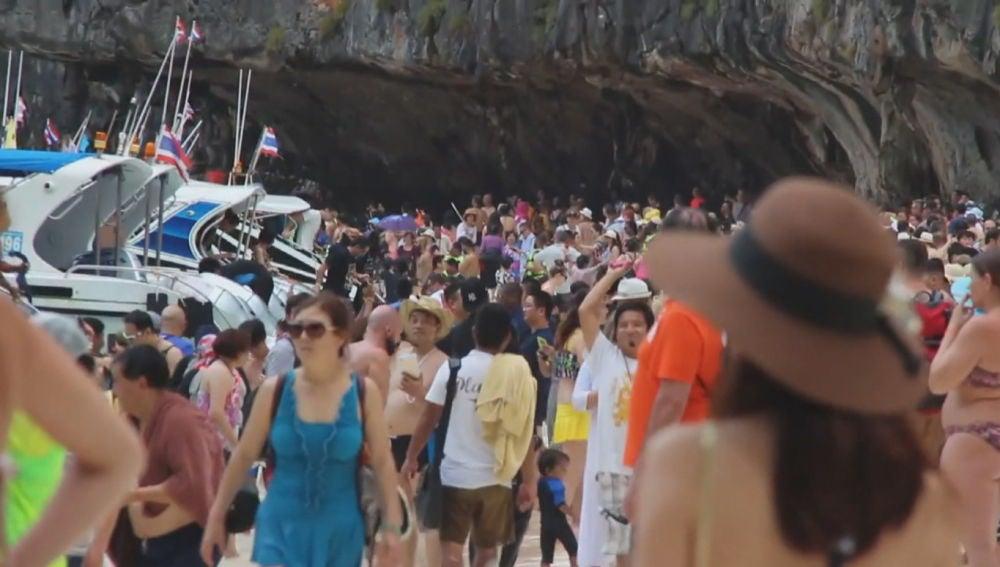Turismo masivo