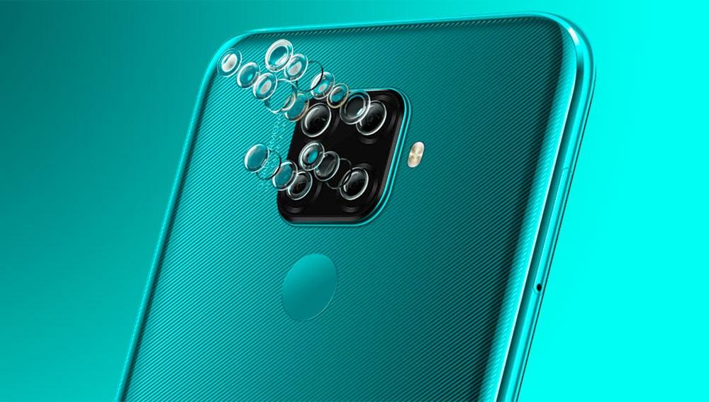 El Huawei Mate 30 Lite llega con cuatro cámaras traseras