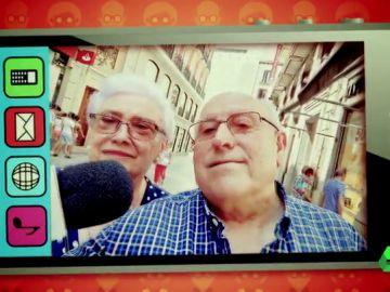 ¿Saben nuestros mayores hacerse un selfie? Zapeando pone a prueba a los abuelos de España