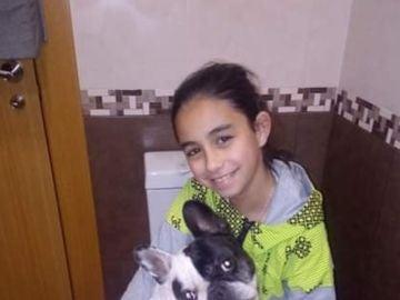 Nerea, de 11 años, busca un donante de médula compatible