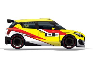 Suzuki Swift R4ALLY S