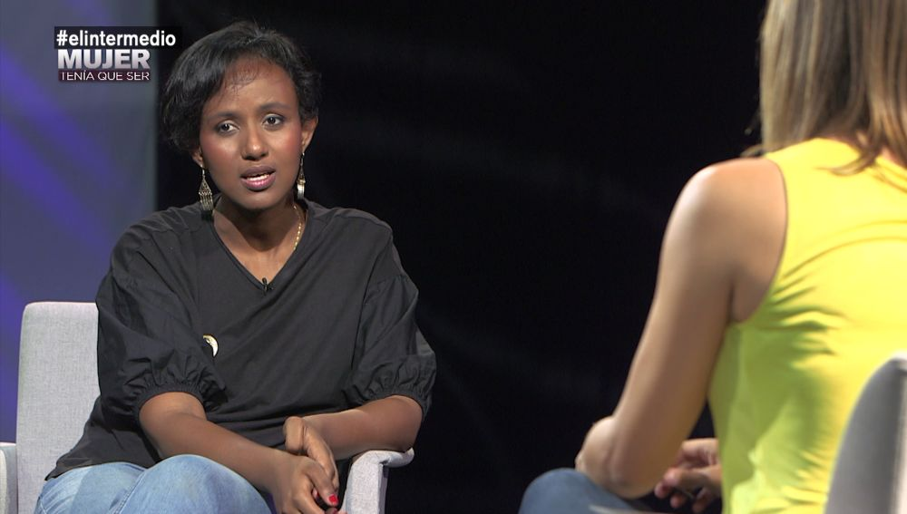 Recordamos la entrevista a Hayat sobre la ablación