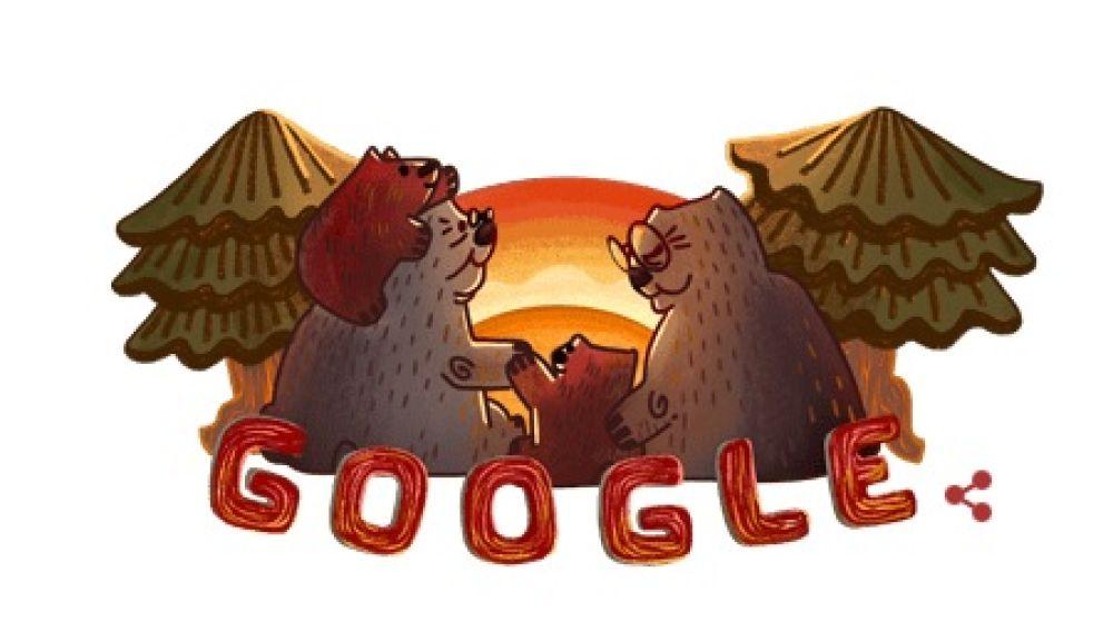 Doodle Día de los Abuelos Google