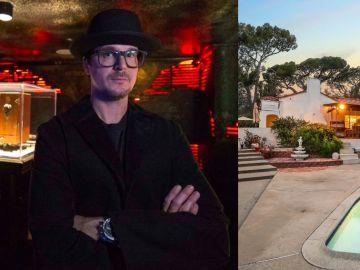 Zack Bagans y la casa que ha comprado de Charles Manson