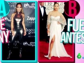 ¿Sabrías adivinar qué 'Jennifer López fue antes'? Ponte a prueba con el divertido reto de Zapeando