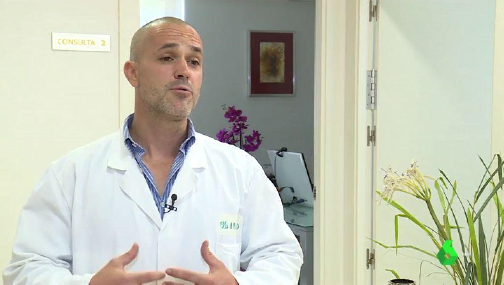 Rubén Bravo, dietista portavoz de IMEO