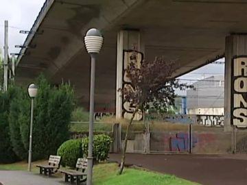 Parque de Barakaldo donde han abusado de un menor