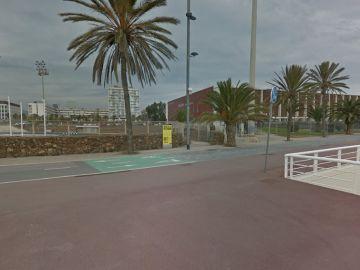 Parque deportivo de la Mar Bella