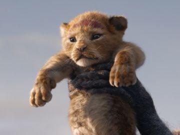 Imagen del remake de El Rey León