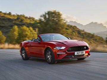 Mustang 55 Convertible
