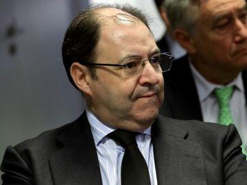 El exdirectivo del BBVA Antonio Béjar