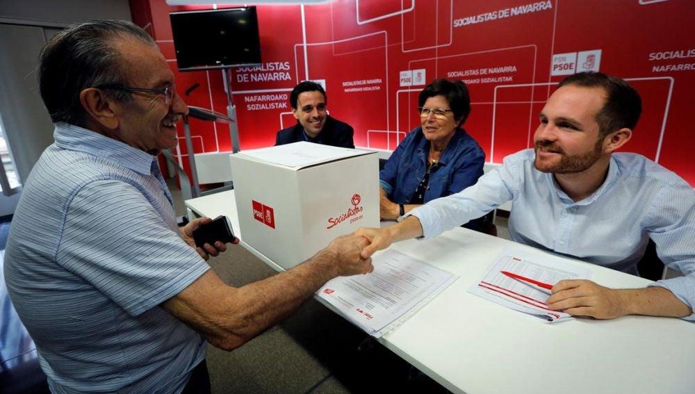 El Partido Socialista de Navarra