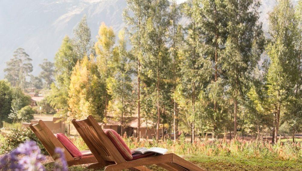 Wellness en Perú. Hotel Inkaterra