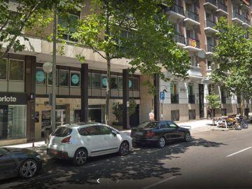 La Embajada de Egipto en Madrid