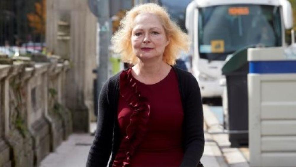 María Jesús García Pérez, la jueza pitonisa.
