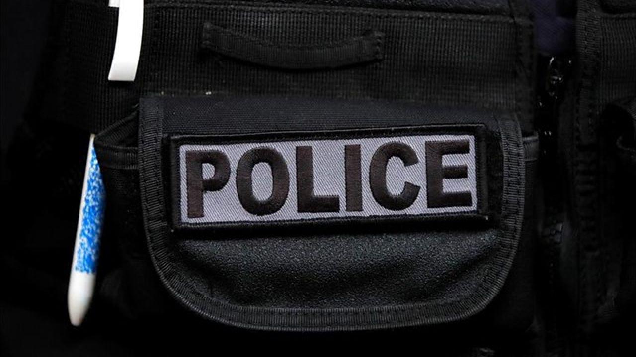 Imagen de archivo de la Policía francesa