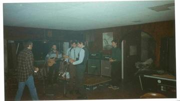 Los primeros conciertos en El Náutico