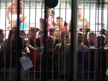 Mueren más de 50 personas en un motín en una cárcel de Brasil