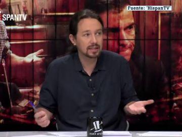 Iglesias acusa a Sánchez y al PSOE de no tener proyecto para el país