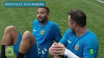 """Enfado en L'Hospitalet y Zamora por el ascenso del Andorra de Piqué a Segunda B: """""""""""