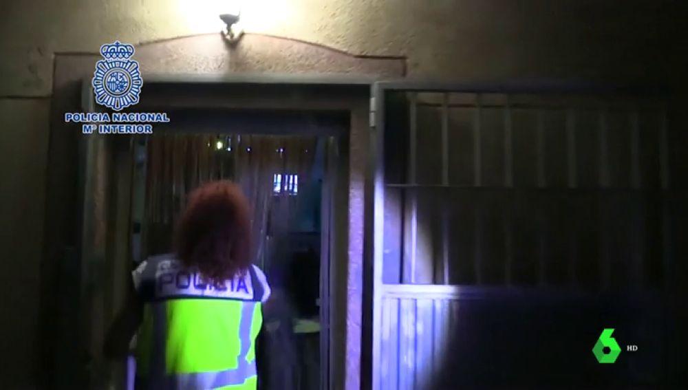 Liberadas siete mujeres que eran obligadas a prostituirse en Almería