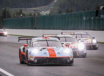 Porsche GPX Racing Spa 24