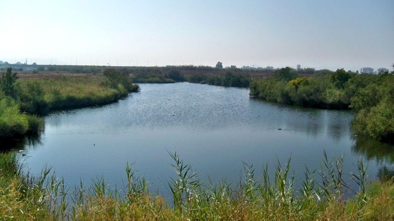 Imagen de archivo del río Guadalhorce