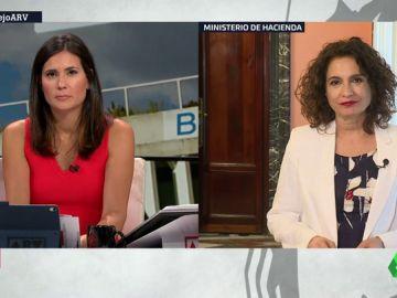 """María Jesús Montero ofrece a Podemos un """"acuerdo programático"""" pero rechaza el Gobierno de coalición"""