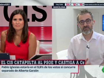 """Antonio Gutiérrez-Rubí, asesor político: """"Podemos es vulnerable desde el punto de vista electoral, no puede retener los votos"""""""