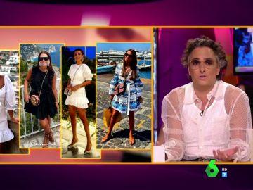 Josie analiza el estilo de Paula Echevarría