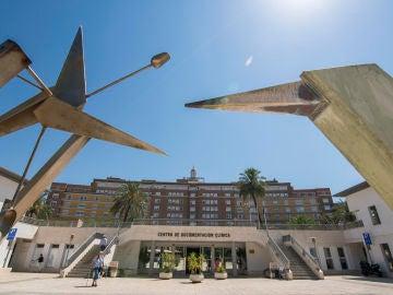 Vista del Hospital Virgen del Rocío de Sevilla