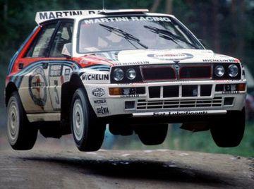 Didier Auriol Rally Finlandia 1992