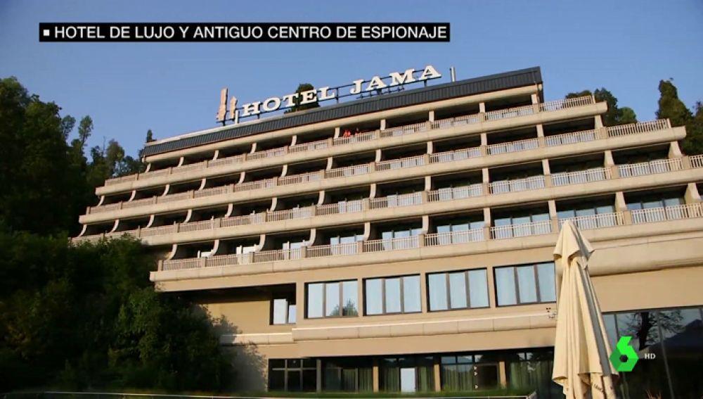 La cara oculta del lujoso hotel Jama, un centro de espionaje del gobierno yugoslavo