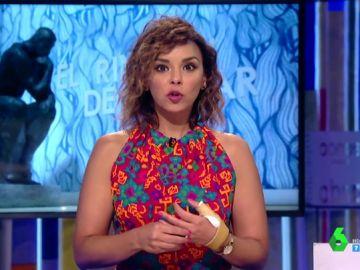 La sarcástica reacción de Chenoa ante la redada ficticia emitida en un programa de televisión