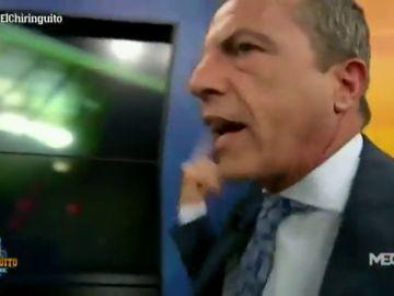 """Cristóbal Soria y su clara solución para la situación de James con Zidane: """"Si yo no te miro, tú no me miras..."""""""
