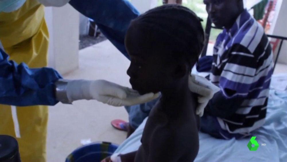 Esperanzador paso adelante en la lucha contra el ébola