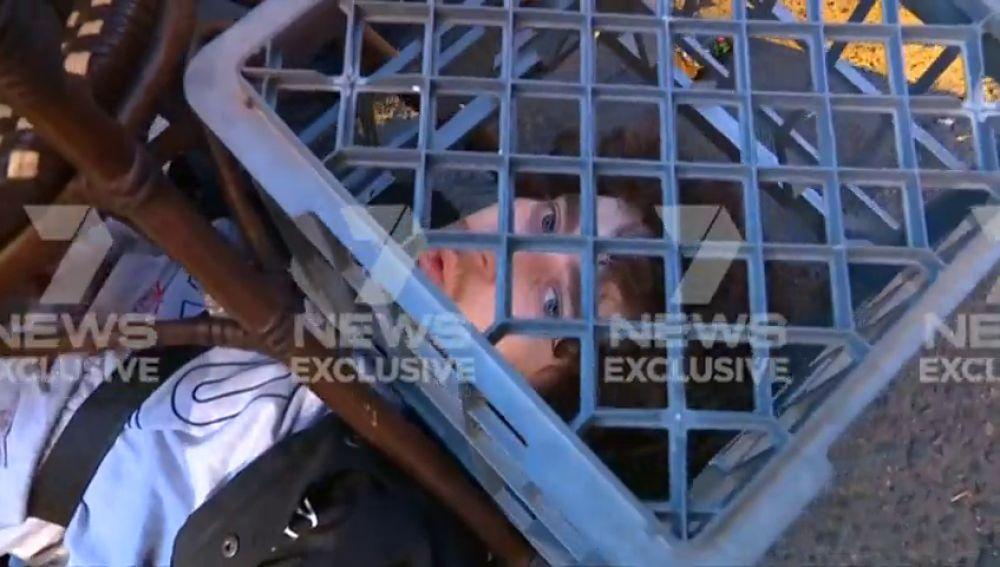 Detenido un hombre tras apuñalar a una mujer e intentar acuchillar a más personas en Sídney