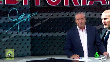 """Josep Pedrerol: """"James es uno de los mejors y punto"""""""
