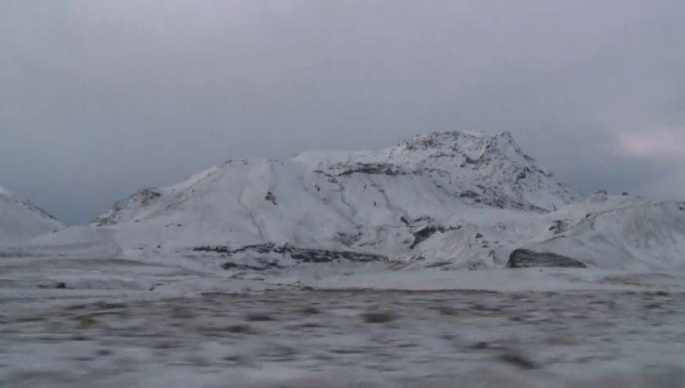 Resultado de imagen para deshielo de glaciar en islandia