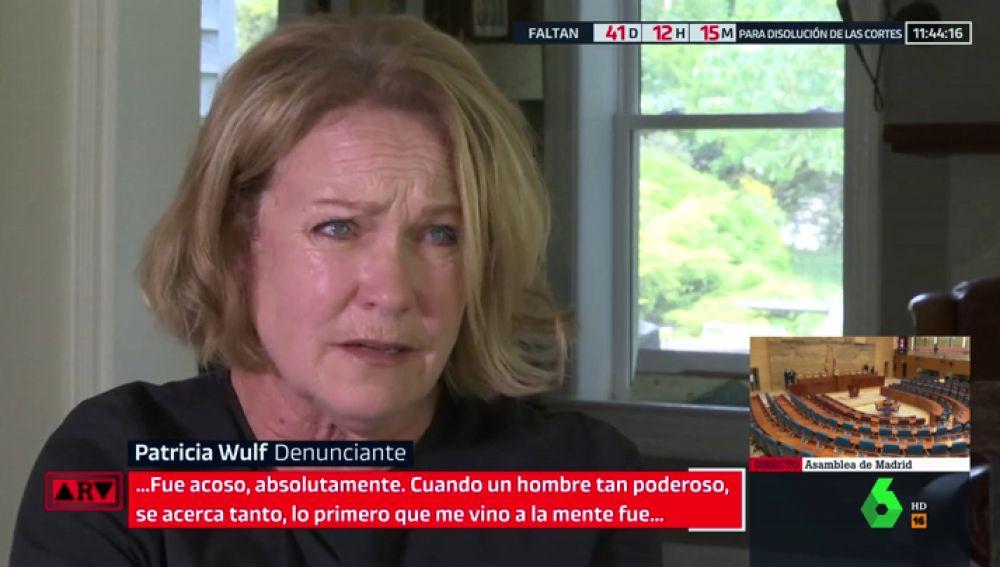 """El testimonio de Patricia Wulf, una de las presuntas víctimas de Plácido Domingo: """"Pensé: ¿acabo de arruinar mi carrera?"""""""